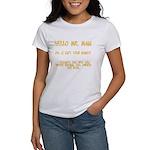Mr. Main Women's T-Shirt