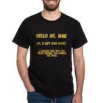 Mr. Main Dark T-Shirt