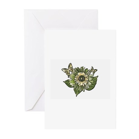 Daisy Greeting Cards (Pk of 10)
