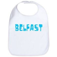 Belfast Faded (Blue) Bib
