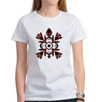 Abstract Turtle Women's T-Shirt