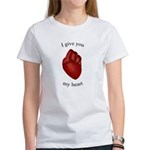 Human Heart Women's T-Shirt