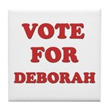 Vote for DEBORAH Tile Coaster