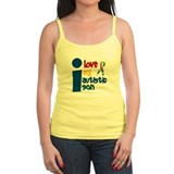 I Love My Autistic Son 1 Tank Top