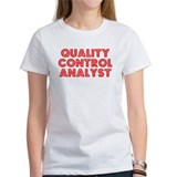 Retro Quality Con.. (Red) Tee