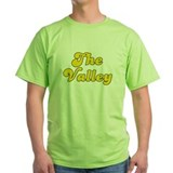 Retro The Valley (Gold) T-Shirt