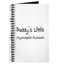 Daddy's Little Psychologist Assistant Journal