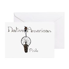 Native American Pride Greeting Cards (Pk of 10)