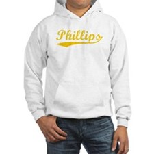 Vintage Phillips (Orange) Hoodie