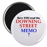 "Cute Downing street memo 2.25"" Magnet (10 pack)"