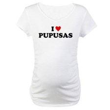 I Love Pupusas Shirt