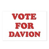 Vote for DAVION Postcards (Package of 8)