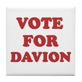 Vote for DAVION Tile Coaster