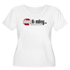 Stop It Miley T-Shirt