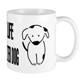 Adopt A Dog Coffee Mug