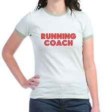 Retro Running Coach (Red) T