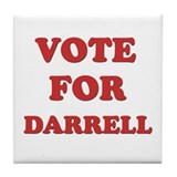 Vote for DARRELL Tile Coaster