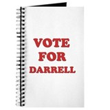 Vote for DARRELL Journal