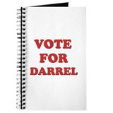 Vote for DARREL Journal