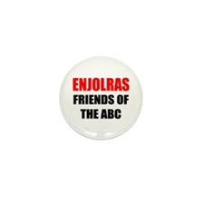 Enjolras Mini Button (100 pack)