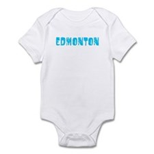 Edmonton Faded (Blue) Infant Bodysuit