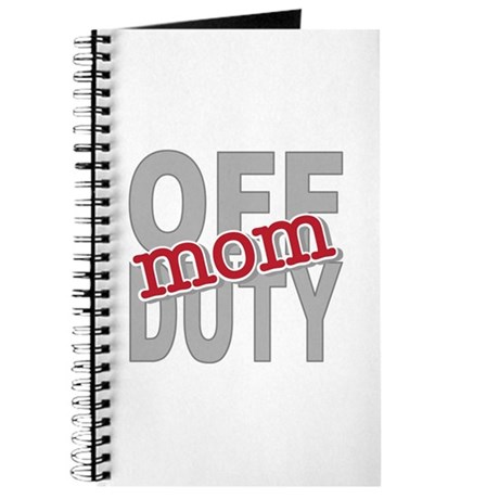 Off Duty Mom Profession Journal