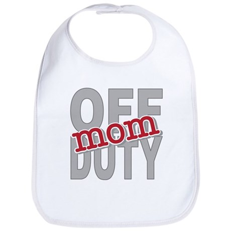 Off Duty Mom Profession Bib