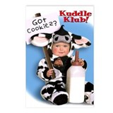 """Got Cookies?"" from Kuddle Klub Postcards (Package"