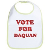 Vote for DAQUAN Bib
