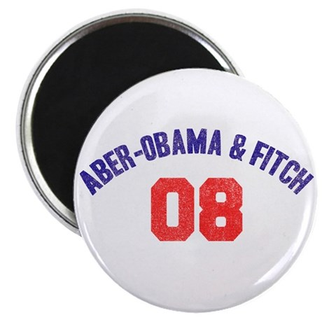 Aber-Obama & Fitch Magnet