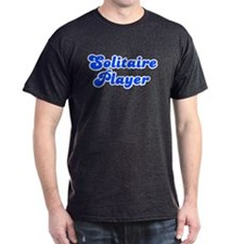 Retro Solitaire P.. (Blue) T-Shirt