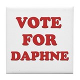 Vote for DAPHNE Tile Coaster