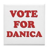 Vote for DANICA Tile Coaster
