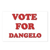 Vote for DANGELO Postcards (Package of 8)