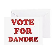 Vote for DANDRE Greeting Card