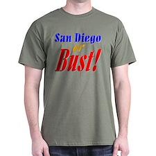San Diego or Bust! T-Shirt