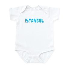 Istanbul Faded (Blue) Infant Bodysuit