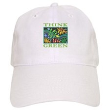 Environmental Baseball Cap