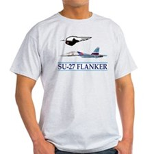 Cute Russian fighter T-Shirt