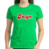 Retro Jalyn (Red) Tee