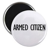 Armed Citizen Magnet