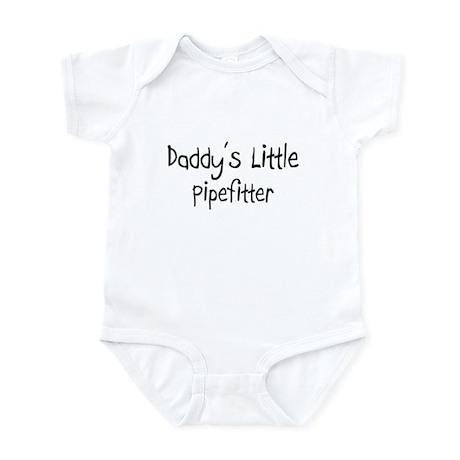 Daddy's Little Pipefitter Infant Bodysuit