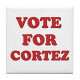Vote for CORTEZ Tile Coaster