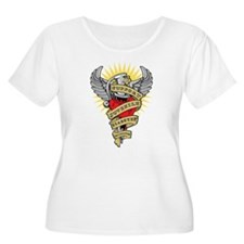 Juvenile Diabetes Dagger T-Shirt