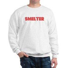 Retro Smelter (Red) Sweatshirt