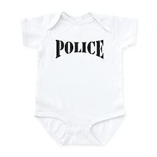 Police Infant Bodysuit