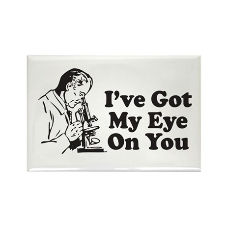 Eye on You Rectangle Magnet (10 pack)