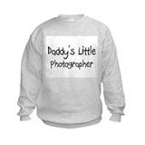 Daddy's Little Photographer Sweatshirt