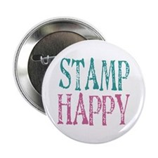 Stamp Happy Button