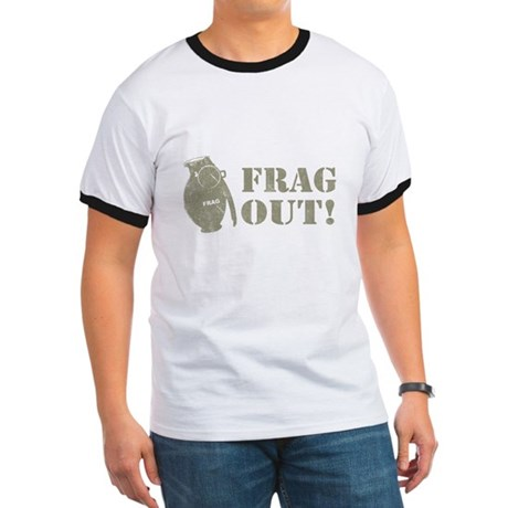 Frag Out! Ringer T